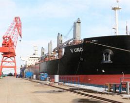 造船厂电缆使用案例