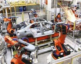机械厂电缆使用案例