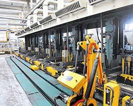 汽车制造厂电缆使用案例