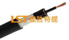 双屏蔽柔性电缆
