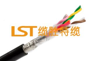 双绞双屏蔽拖链电缆(替代进口型)