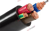 加强芯卷筒电缆