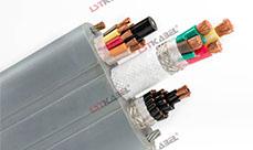 组合行车电缆